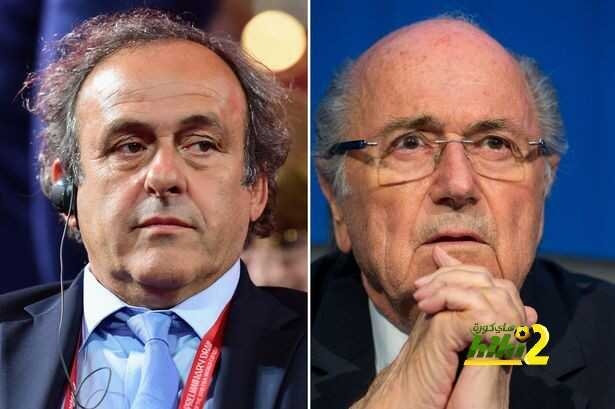 Platini-and-Blatter