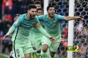 فيديو : فرحة ميسي وسواريز بعد الفوز ضد اتلتيكو مدريد coobra.net