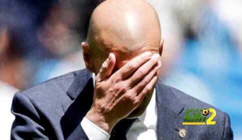 السجل الأسوء للريال منذ 95-96