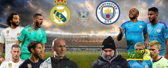 تشكيلة ريال مدريد المتوقعه امام مانشستر في الابطال هذا المساء هاي كورة