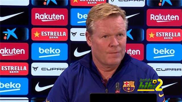 كومان يحسم مصير ميسي مع برشلونة
